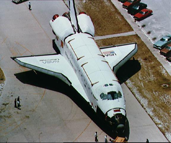 Shuttle-challenger